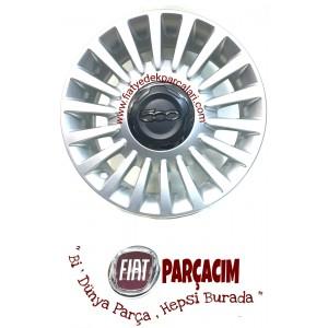 ÇELİK JANT  15 İNCH , FIAT 500 , ORJINAL FIAT YEDEK PARÇA , 51845435