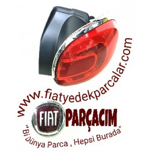 FIAT 500 L STOP LAMBASI SAĞ , MUADİL FIAT YEDEK PARCA , 51883571