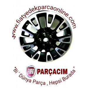 """CELIK JANT 16"""" INCH , FIAT DOBLO PREMIO BLACK 2015 MODEL VE SONRASI , ORJINAL FIAT YEDEK PARCA , 735617658"""