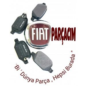 ARKA FREN DISK BALATASI , FIAT 500 L , ORJINAL FIAT YEDEK PARCA , 77366457