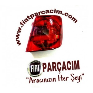 STOP LAMBASI SAG , 5 KAPILI MODELLER ICIN , FIAT STILO , 2003 MODEL VE SONRASI , ORJINAL FIAT YEDEK PARCA , 51735221