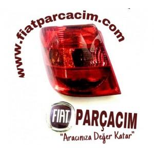 STOP LAMBASI SOL , 5 KAPILI MODELLER ICIN , FIAT STILO , 2003 MODEL VE SONRASI , ORJINAL FIAT YEDEK PARCA , 51735222