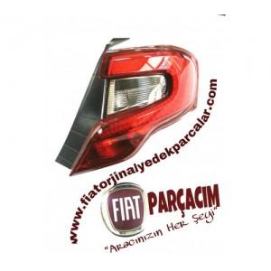 STOP LAMBASI ARKA SAG SABIT  FIAT EGEA , ORJINAL FIAT YEDEK PARCA , 52102965 , 51984487