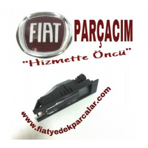 PLAKA LAMBASI , FIAT LINEA , FIAT ALBEA , FIAT PALIO ,DBY , MUADIL FIAT YEDEK PARÇA , 46843615