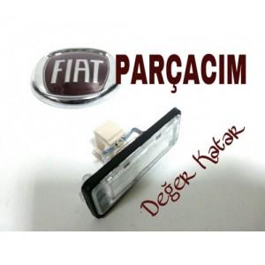 PLAKA LAMBASI , FIAT TIPO , FIAT TEMPRA , ORJINAL FIAT YEDEK PARCA , 7569564