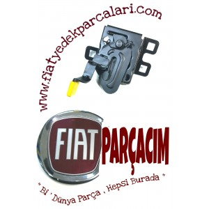 MOTOR KAPUT KİLİDİ , FIAT EGEA , ORJINAL FIAT YEDEK PARÇA , 52078943