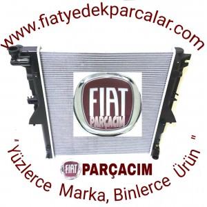SU RADYATÖRÜ , FIAT FULLBACK 2.4 DİZEL DÜZ VİTES 4X2 VE  4X4 , MUADİL FİAT YEDEK PARÇA , 6000605263