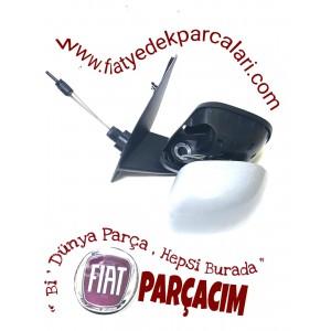 DIŞ DİKİZ AYNASI MANUEL ELLE AYARLAMALI , FIAT PANDA 2012 MODEL VE SONRASI , MUADİL FİAT YEDEK PARÇA , 735534866