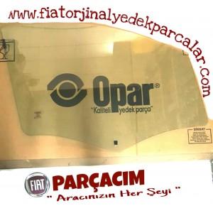 CAM  ÖN KAPI  SAĞ ,  FIAT FIORINO , ORJINAL FIAT YEDEK PARCA , 1393777080