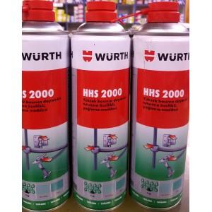 Würth HHS 2000 Sıvı Gres Tutunma Özellikli Yağlayıcı 500 ml