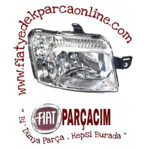 FAR SAĞ ON MOTORLU , FIAT PANDA 2003 -2012 MODELLER , MUADIL FIAT YEDEK PARCA , 51867675