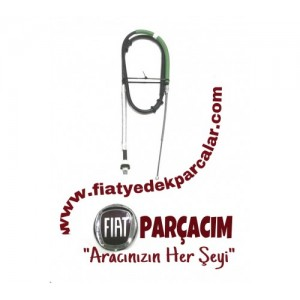EL FREN TELI  SOL , FIAT DOBLO , 2002 - 2006 , 2006 - 2013 MODELLER , ORJINAL FIAT YEDEK PARCA , 46766309