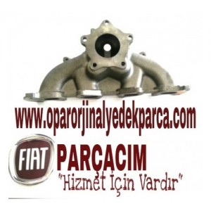 EKSOZ MANIFOLDU , FIAT MAREA LIBERTY , EXSLISIVE , ORJINAL FIAT YEDEK PARCA , 46815444