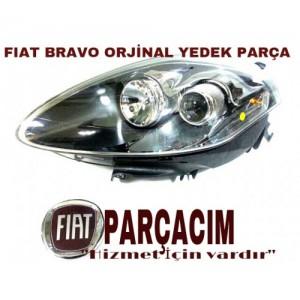 FAR , ON SOL MOTORLU  MAKYAJLI MODEL , FIAT BRAVO 2010 MODEL VE UZERI , ORJINAL FIAT YEDEK PARCA , 51877884
