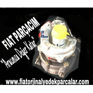 TURBO , 1.3 MULTIJET EURO 5 MOTOR  95 BEYGIR , FIAT LINEA , FIAT IDEA , FIAT PUNTO , FIAT DOBLO , FIAT FIORINO , ORJINAL FIAT YEDEK PARCA , 55225439