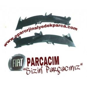 FAR ALT DESTEK BRAKETI SOL , FIAT BRAVO , 2007 MODEL VE SONRASI , ORJINAL FIAT YEDEK PARCA , 77365489