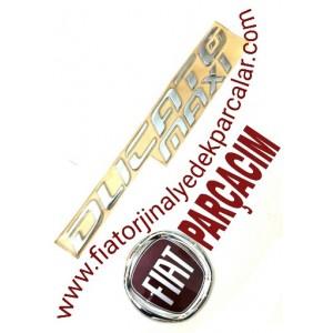 """ARKA BAGAJ MODEL YAZISI """" DUCATO MAXI """" FIAT DUCATO 2014 MODEL VE SONRASI , ORJINAL FIAT YEDEK PARCA , 1375586080"""