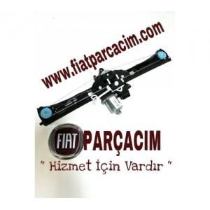 CAM KRİKOSU  ON SOL , ELEKTRIKLI , FIAT FIORINO , ORJINAL FIAT YEDEK PARCA , 1368331080