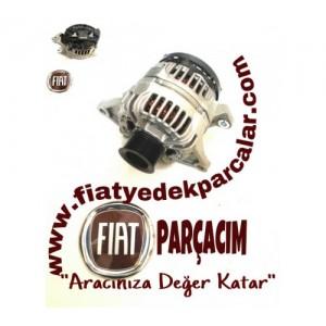 ALTERNATOR , SARZ DINAMOSU , FIAT DUCATO 2.3 MULTIJET , 2006 MODEL VE SONRASI , ORJINAL FIAT YEDEK PARCA ,504009977