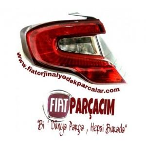 STOP LAMBASI ARKA SOL SABIT  FIAT EGEA , ORJINAL FIAT YEDEK PARCA ,52102967  , 51984459