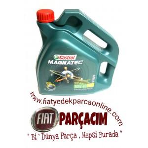 CASTROL 10W-40 GTX 4 LİTRE MAGNETEC
