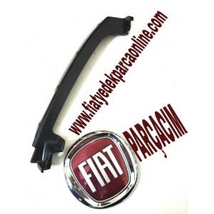 BRAKET ON TAMPON BAGLANTISI SAG , FIAT PANDA 2003 - 2012 MODELLER , ORJINAL FIAT YEDEK PARCA , 735429590