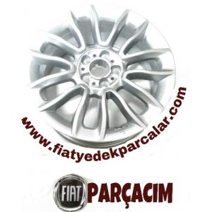 CELIK JANT 6.5X16 INCH , FIAT 500 L , ORJINAL FIAT YEDEK PARCA , 735564168