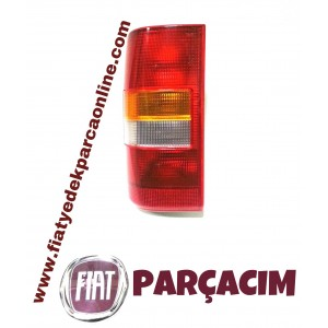 STOP LAMBASI KOMPLE SOL , FIAT SCUDO 2007 MODEL ONCESI , ORJINAL FIAT YEDEK PARCA , 9790384780